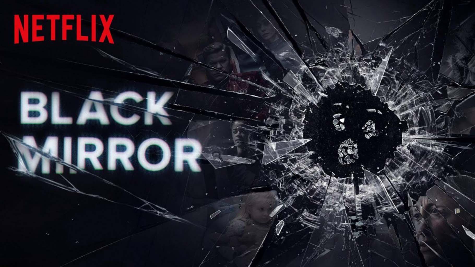 Netflix series, Web series, Sci-Fi, Black Mirror