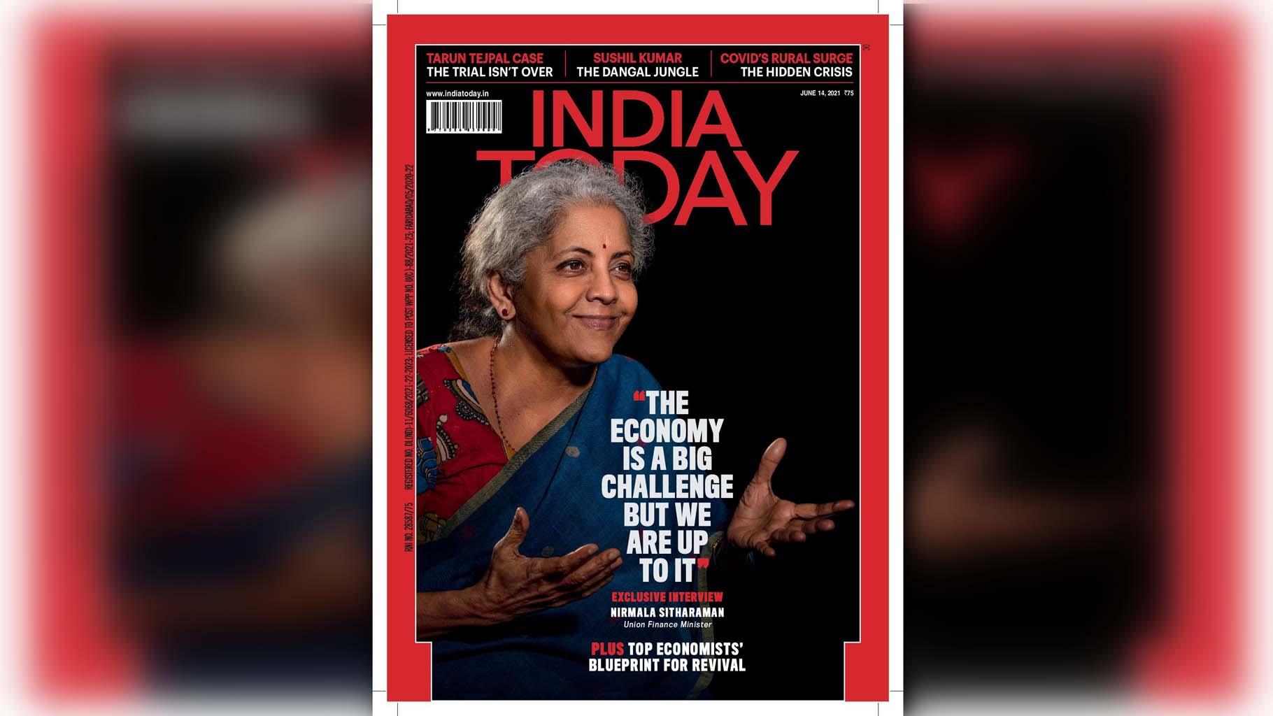 India today magazine, Economic impact of covid-19, Covid-19, Covideconomy