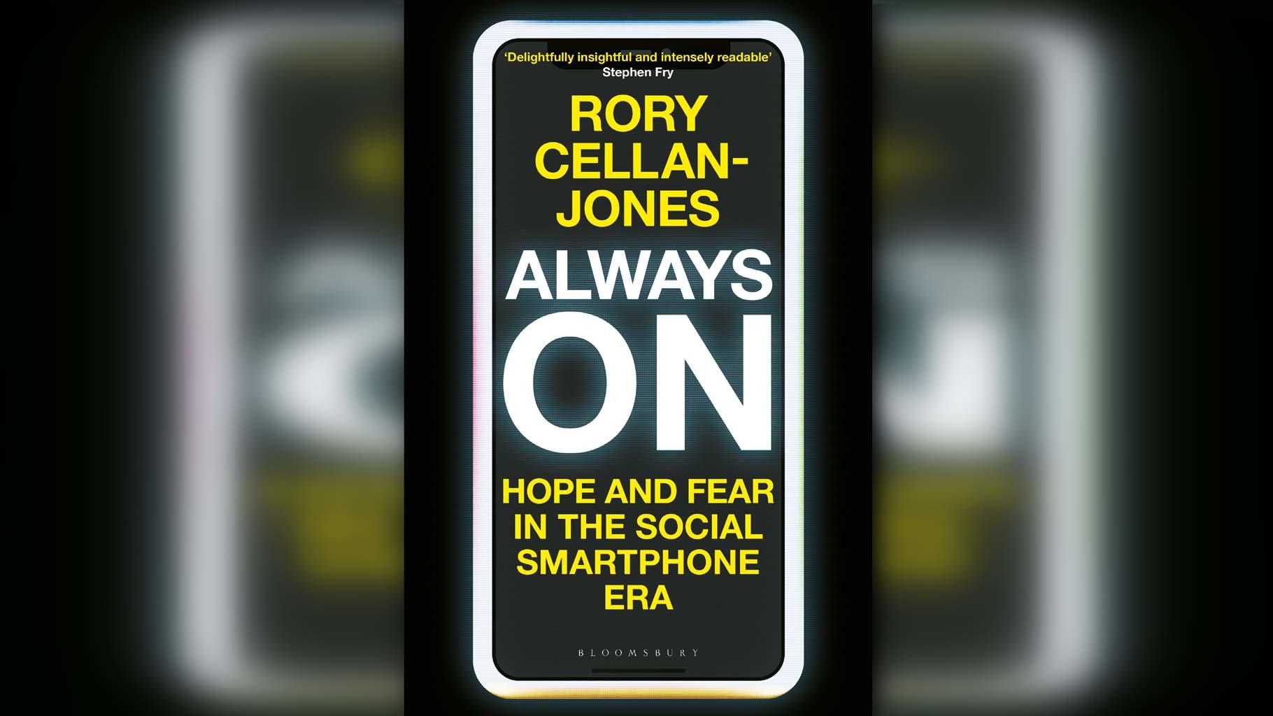 Coronavirus pandemic, Smartphone, Always on, Bookexcerpt