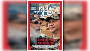 India today magazine, Line of actual control, India China border dispute, Galwan clash