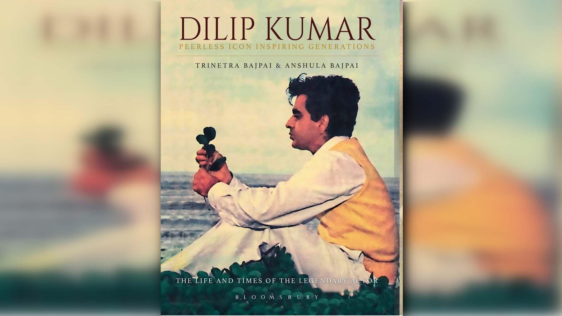 Book excerpt, Dilip kumar: peerless icon inspiring generations, Dilipkumar