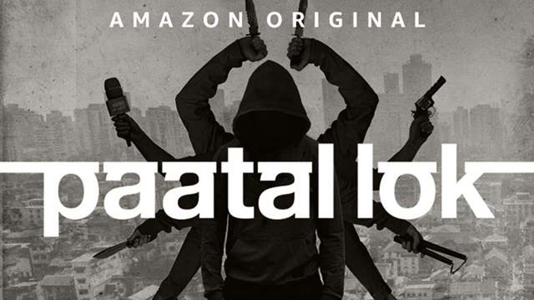 Amazon Prime Video, Sacred Games, Paatal lok, Dailyrecco