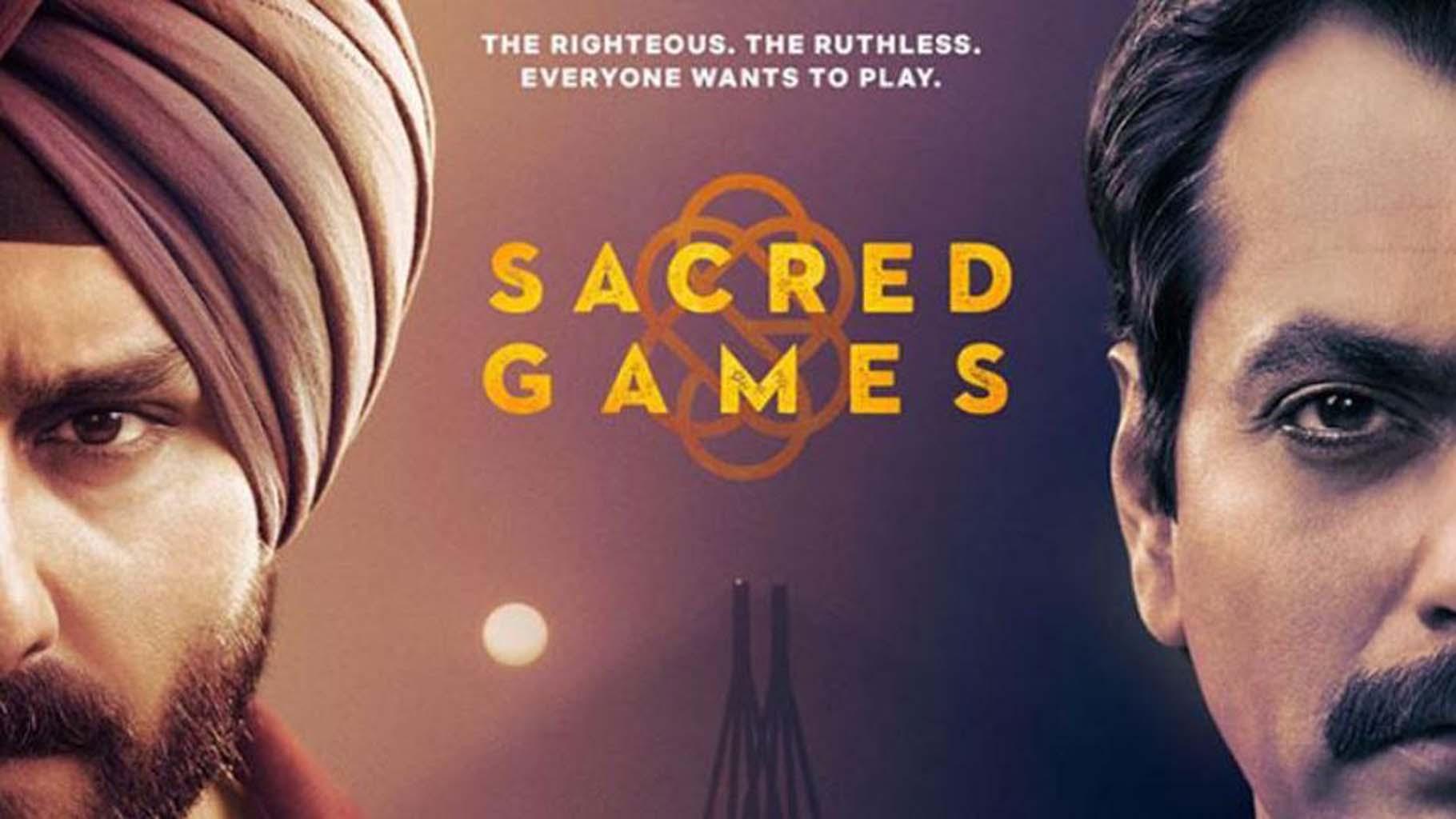 Netflix originals, Sacred Games, Dailyrecco