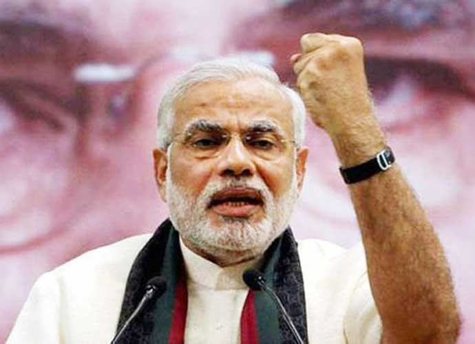 The hysterical edge to the Prime Minister's speeches during campaigning betrays insecurity.  Photo: India Today