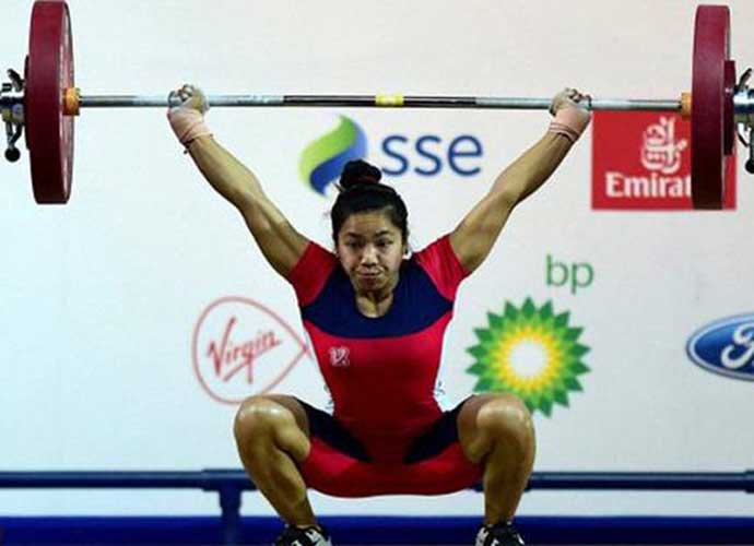 Mirabai Chanu did the nation proud by wining gold in the world championship. Photo: PTI