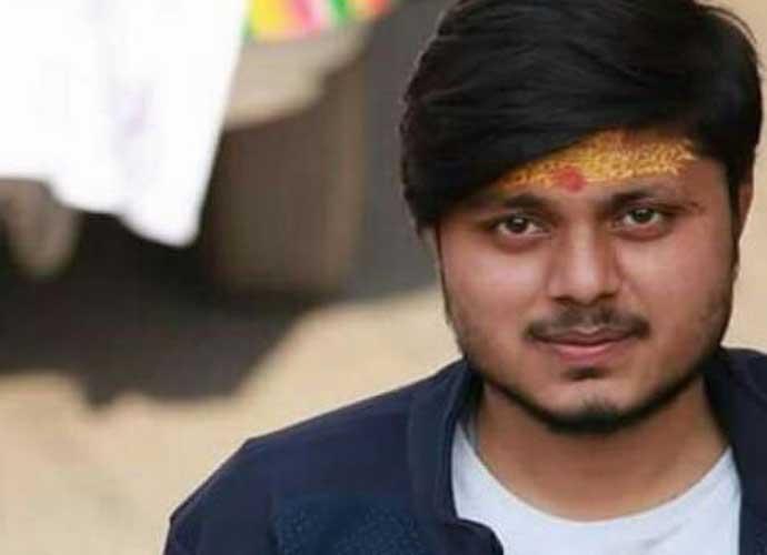 Neeraj Gupta lost his life in the recent Kasganj violence.
