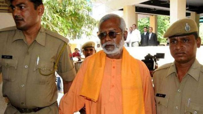 Swami Aseemanand had 'confessed' to the role of Hindu extremists, but later retracted. Photo: India Today