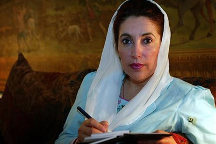 Benazir Bhutto, the first woman prime minister in the Muslim world, was assassinated on December 27, 2007. Photo: Reuters