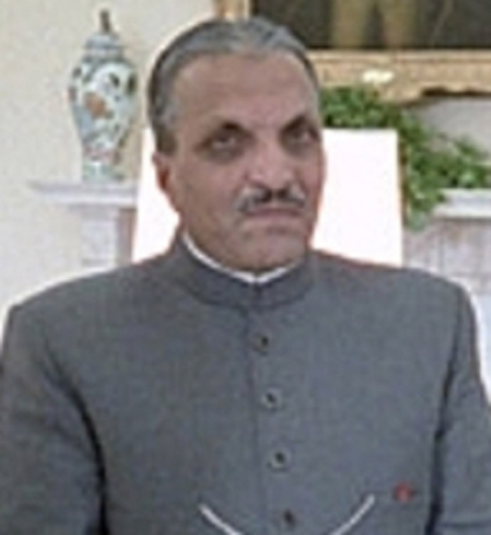 Merely a year after his appointment, Zia-ul-Haq staged a midnight coup, ousted Bhutto's government, put him under house arrest, and assumed the position of the Chief Martial Law Administrator. Photo: Wikimedia Commons