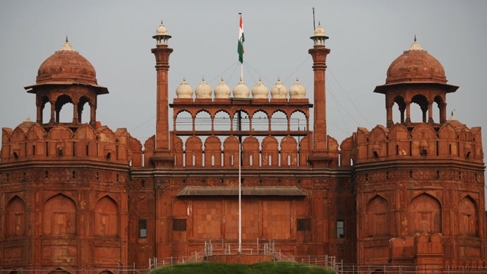 Apart from the Mughal chapter of the Fort's history, it was here that the First War of Indian Independence was started, from here that the PM addresses the nation every Independence Day. Photo: Reuters