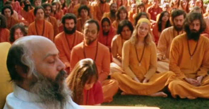 Nude in osho ashram — img 4