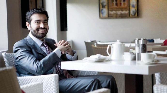 Keshav Suri is the executive director of The Lalit Suri Hospitality Group.