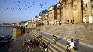 Ganga, Subah-e-banaras, Banaras