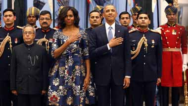 Fashion, Obama Visit, Michelle Obama