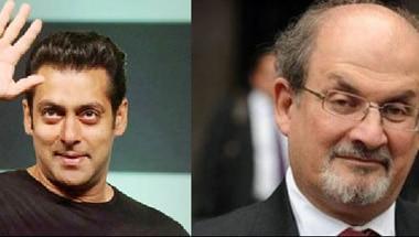 Salman Rushdie, Salman Khan