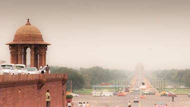 Lutyens' Delhi, Policymakers