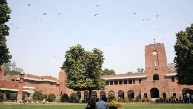 Valson Thampu, St Stephen's College sexual harassment case, Sexual harassment