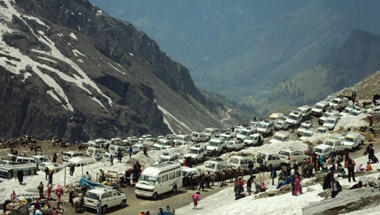 Pollution, Rohtang Pass, National Green Tribunal