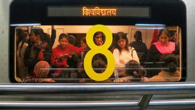 Mumbai Local, Delhi Metro, Public transport