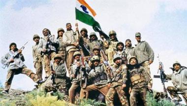 Narendra Modi, Kargil war, Kargil Vijay Diwas