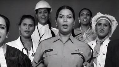 Hijras, Transgenders, National Anthem, Independence Day