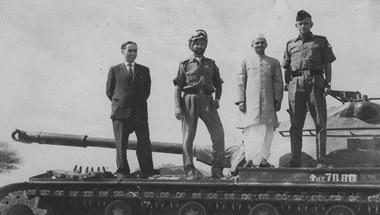 Jammu and Kashmir, Lal Bahadur Shastri, 1965 war