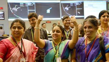 ISRO, Mars Orbiter Mission, Women