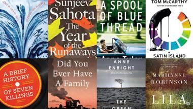 Novels, English, American writers, Man Booker Prize