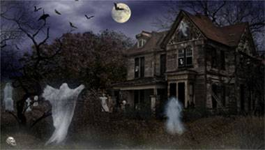 Ghosts, Spirits, Haunted files