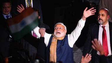 Wembley Speech, Modi in UK