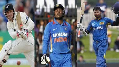 Flashback, Virender Sehwag, Kumar Sangakkara, Brendon McCullum
