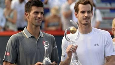 Andy Murray, Novak Djokovic, Australian Open