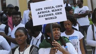Tanzanian woman assault, Bangalore, Racism