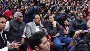 Arvind Kejriwal, Anti-nationalism, Rahul Gandhi, Sedition
