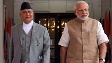 Madhesi, Narendra Modi, KP Oli, India-Nepal