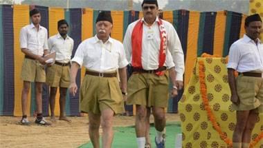 Communal politics, Nitin Gadkari, Hindutva, RSS