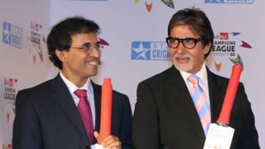 World T20, IPL 9, Amitabh Bachchan, Harsha Bhogle