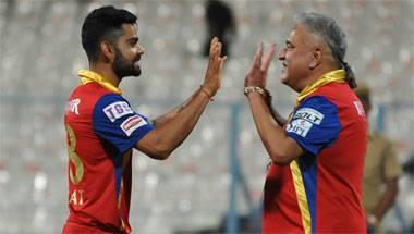 Chris Gayle, Virat Kohli, Vijay Mallya, IPL