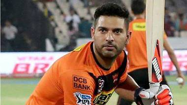 Sunrisers Hyderabad, IPL 9, Yuvraj Singh