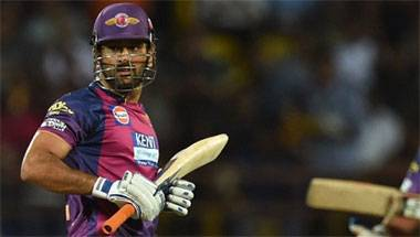 MS Dhoni, Rising Pune Supergiants, IPL 9
