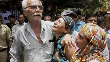Godhra, Death penalty, Gulbarg Society massacre
