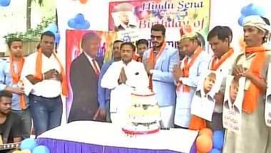 Jantar Mnatar, Hindu Sena, Donald Trump