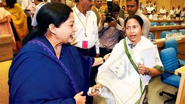 Jayalalithaa, Mamata Banerjee, Elections 2016, Corruption