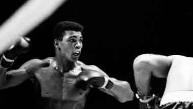 Boxing, Muhammad Ali