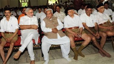 Narendra Modi, Emergency, RSS, Two years of Modi