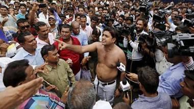 Patidar reservation, Anandiben Patel, Gujarat, Dalits