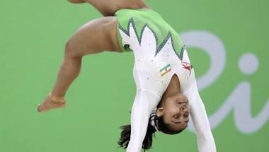Dipa Karmakar, Rio Olympics 2016