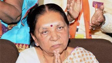 Narendra Modi, Gujarat, Anandiben Patel
