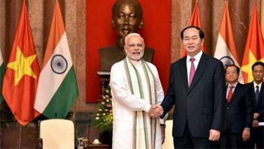 South china sea, Narendra Modi, India-Vietnam Ties