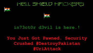 India-Pak, Hacking, National security, Cyber Wars